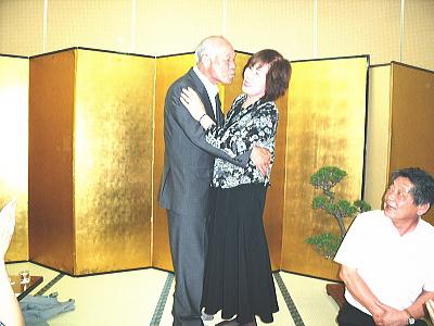 L坂井正 ご夫妻