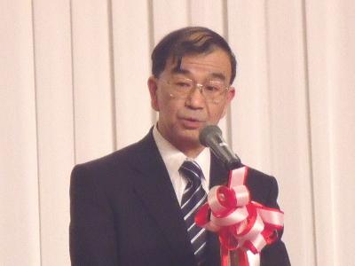 新潟セントラル会長L田村元人